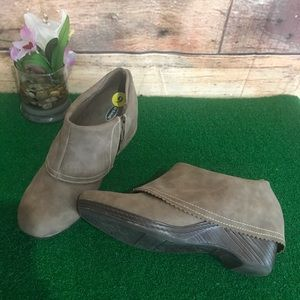 Dr. Scholl's Tuscany Ankle Booties Sz 9M